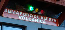 Semáforo Volcánico Inclusivo